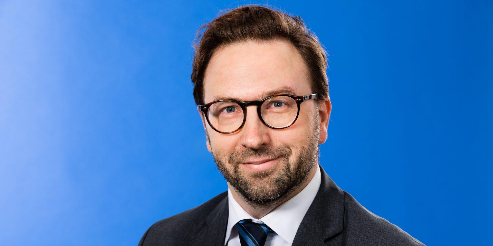 Fredrik Malm (L) önskar att han hade mer tid till biståndspolitik.