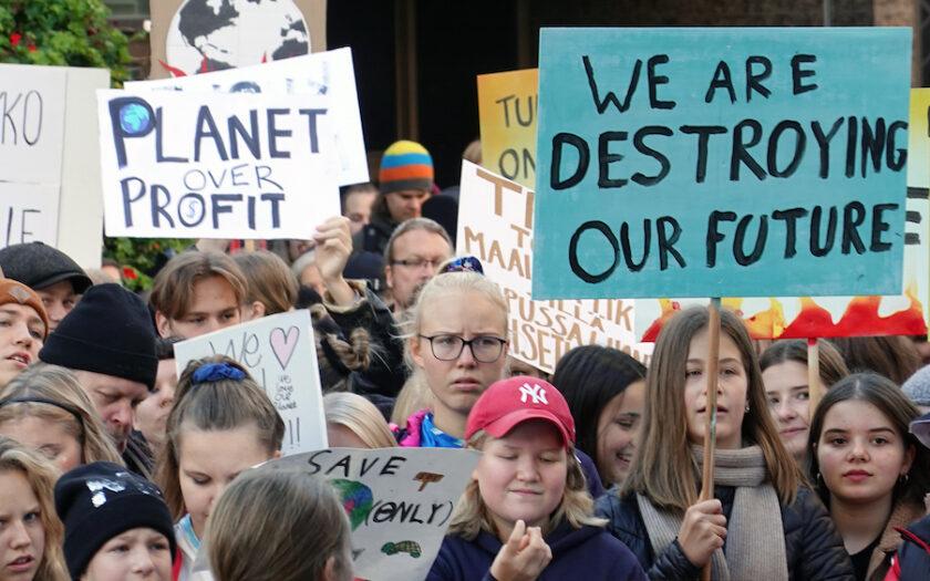 De unga i Fridays for Future drivs inte av klimatångest utan av ilska och frustration över brist på handlingskraft.