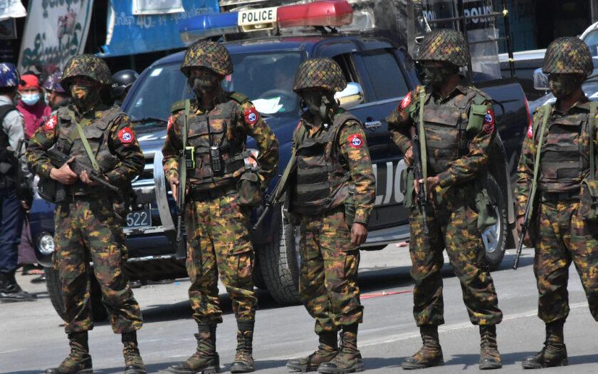 Det väpnade motståndet mot militärjuntan i Myanmar växer.