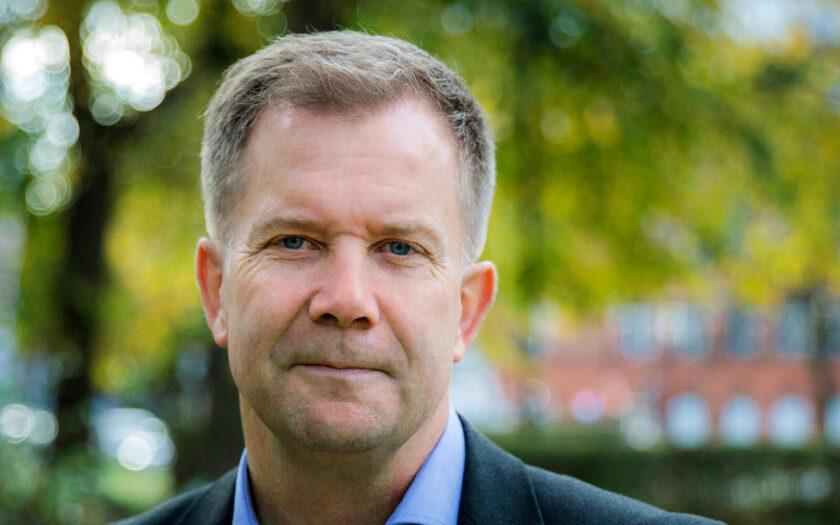 Martin Ärnlöv, generalsekreterare och tf internationell chef, Svenska Röda Korset