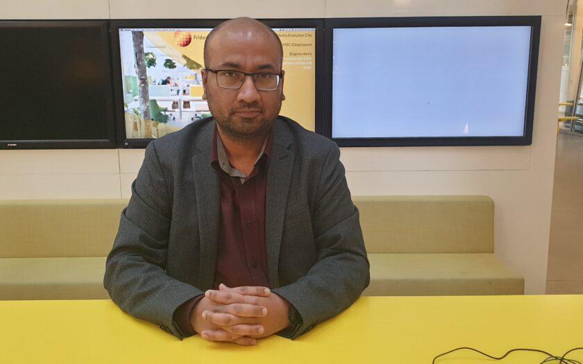 Tasneem Khalil, journalist i Malmö riskerar 10 års fängelse i Bangladesh