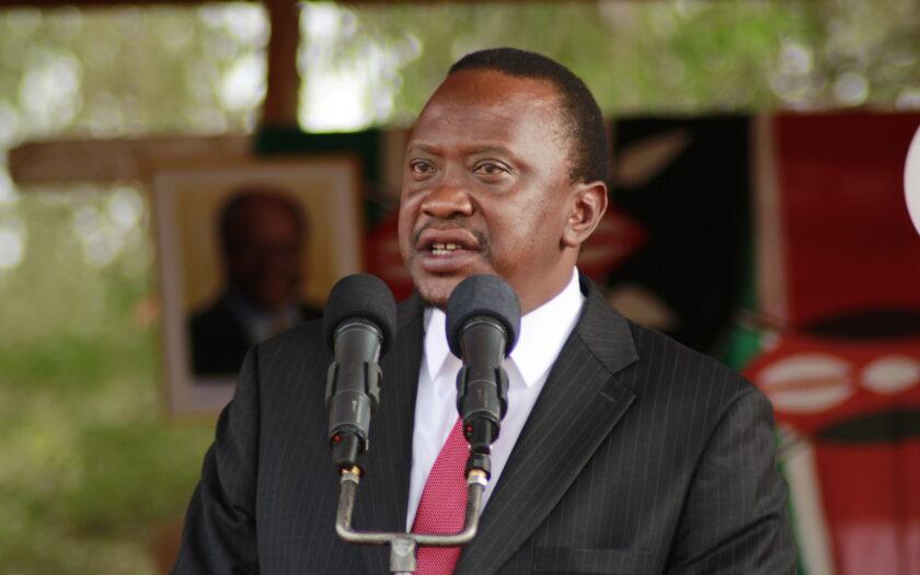 Kenyas president Uhuru Kenyatta, blev avslöjat att han och andra i hans familj i åratal har använt skatteparadis för att dölja sin förmögenhet.